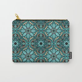 Mediterranean ornament in Oriental style Carry-All Pouch