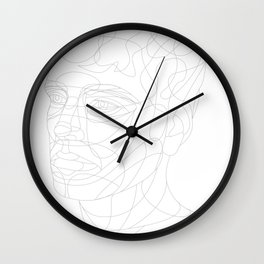 All Things Go Wall Clock
