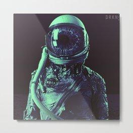 Eyestronaut Metal Print