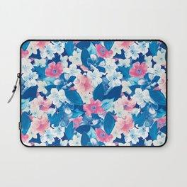 Bloom Blue Laptop Sleeve