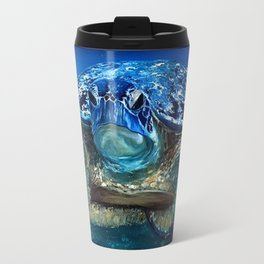 Grumpy Turtle Travel Mug