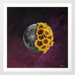 i go through phases Art Print