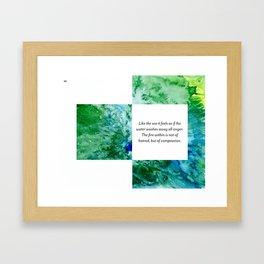 Page 8 Framed Art Print