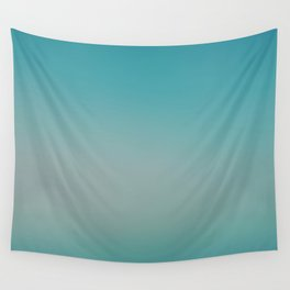 Blue sky 2pm Wall Tapestry