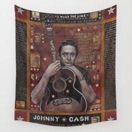 Johnny Wall Tapestry