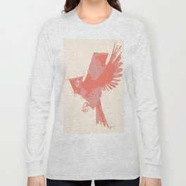 Tilted Bird Long Sleeve T-shirt
