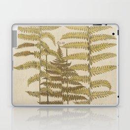 Vintage Fern Botanical Laptop & iPad Skin
