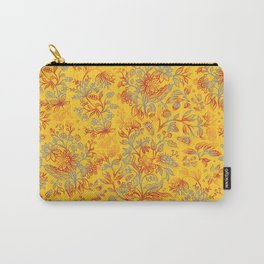 Flower Style Pattern XXXVIII Carry-All Pouch