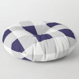 Plaid Pillow Floor Pillow