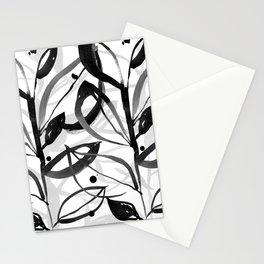 Botanical Joy No.7A by Kathy Morton Stanion Stationery Cards
