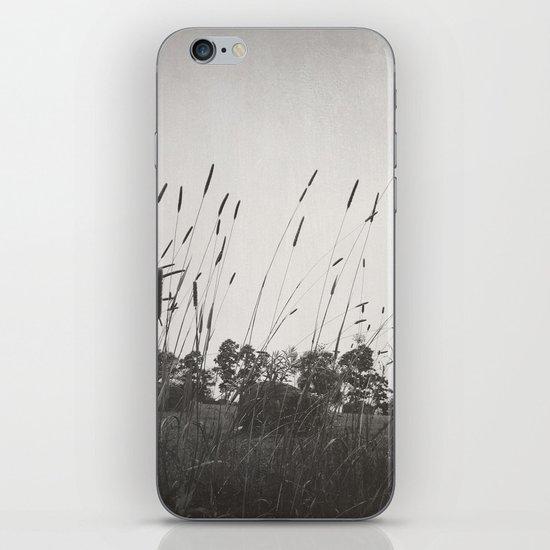 Dance in the Wind iPhone & iPod Skin