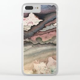 My Mind's Window 1 Clear iPhone Case