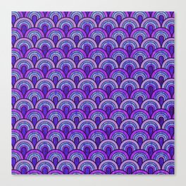 60's Patterns 2 Canvas Print