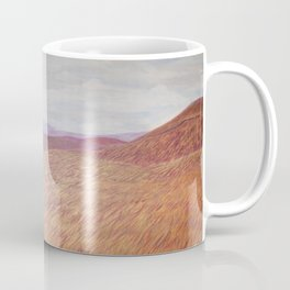 Mindscape Series Three, Painting Two  Redding C.A Coffee Mug