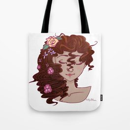 Spring Maiden Tote Bag