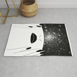 cover up drawing Rug
