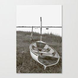 Resting Vessel Canvas Print