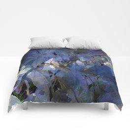 Moody Blooms Comforters