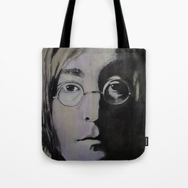 Life is never easy for those who dream Tote Bag