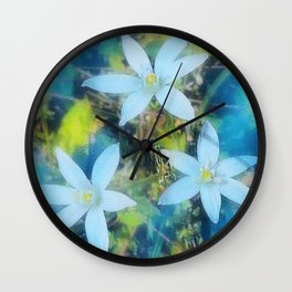 Lei Flavor Wall Clock