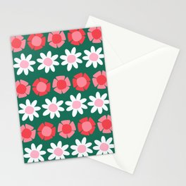 Peggy Green Stationery Cards