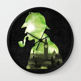 The Cursed Treasure Wall Clock