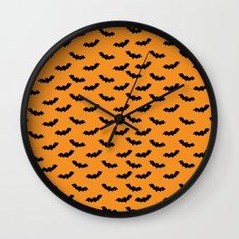 BATS Wall Clock