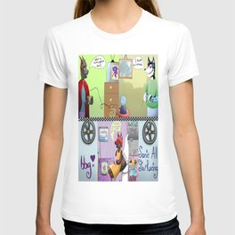 Zooming With Friends T-shirt