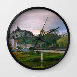 In Sighisoara Wall Clock
