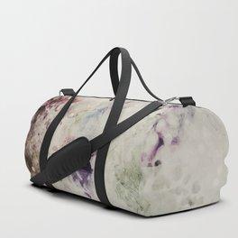 Ink texture b Duffle Bag