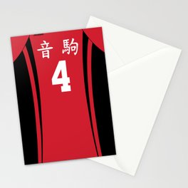 Yamamoto's Jersey Stationery Cards