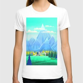 Just Chill Nature T-shirt