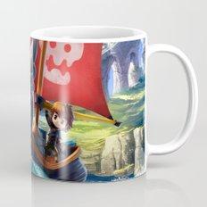 The Dragon Waker Mug