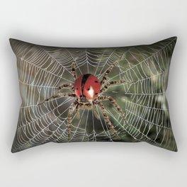 Ladyspider Rectangular Pillow