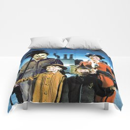 Michael Myers in Mary Poppins Comforters
