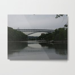 Inwood Hill Park, New York Metal Print