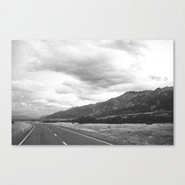 //03-12 MOUNT COOK ROAD Canvas Print