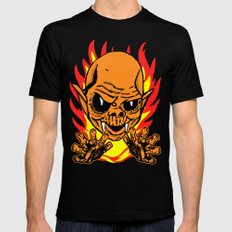 Hobgoblin 02 MEDIUM Black Mens Fitted Tee
