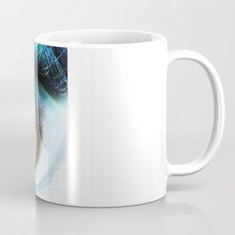 EYE AM  Sci Coffee Mug
