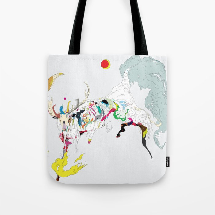 迦久 - KAKU Tote Bag