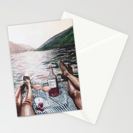 Aperitivo on Lake Como Stationery Cards