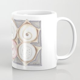 Cupcake Illustration Coffee Mug