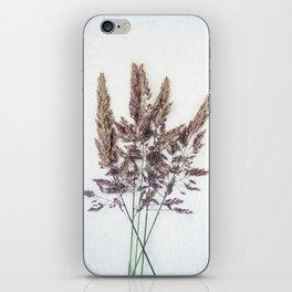 Velvet Grass iPhone Skin