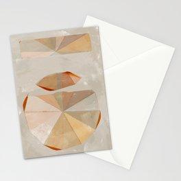 Modern Keyhole Stationery Cards
