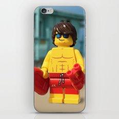 Lifeguard iPhone & iPod Skin