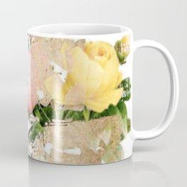 Frozen roses Coffee Mug