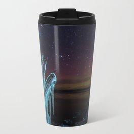Encased in the Stars Travel Mug