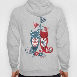 Two Foxes Hoody