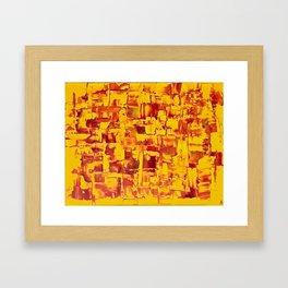 Kaley Framed Art Print