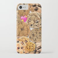 cookies iPhone & iPod Cases featuring Cookies by jajoão